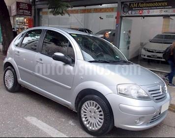 Foto venta Auto Usado Citroen C3 1.4 HDi Exclusive (2007) color Gris Plata  precio $159.500