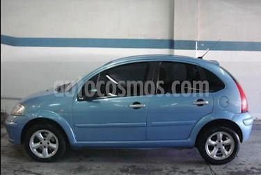 Foto venta Auto Usado Citroen C3 1.6i Exclusive (2004) color Celeste precio $138.800