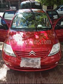 Foto venta Auto usado Citroen C3 1.6i Exclusive (2006) color Rojo precio $140.000