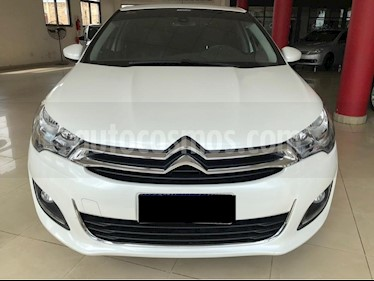 Citroen C4 Lounge 1.6 Feel usado (2017) color Blanco precio $1.090.000