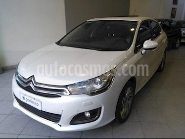Foto venta Auto Usado Citroen C4 Lounge 1.6 Nafta THP Exclusive AT6 (165cv) (2013) color Blanco precio $348.000