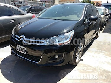 Foto venta Auto Usado Citroen C4 Lounge 1.6i Thp 163 AT 6 Exclusive (2014) color Negro precio $286.000