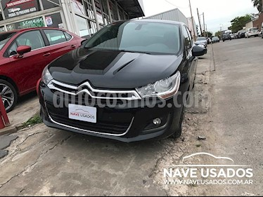 Foto venta Auto usado Citroen C4 Lounge 1.6i Thp 163 AT 6 Exclusive (2014) color Negro precio $480.000