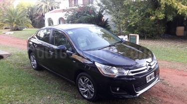 Foto venta Auto usado Citroen C4 Lounge Exclusive Aut Pack Select (2013) color Negro precio $230.000