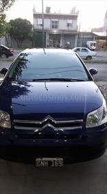 Foto venta Auto usado Citroen C4 2.0 HDi X (2007) color Azul precio $145.000