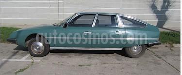 Foto venta Auto usado Citroen Cx 2400 Pallas (1980) color Verde precio $2.100.000