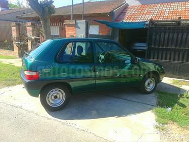 Foto venta Auto usado Citroen Saxo 1.1 3P (2002) color Verde Menta precio $85.000