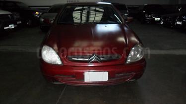 Foto venta Auto Usado Citroen Xsara 1.9 D SX (2003) color Bordo precio $75.000