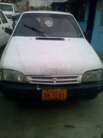 Foto venta carro usado Dacia 524 nova taxi A-A L4 1.6 8V (2000) color Blanco Perla precio BoF4.500.000