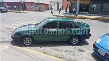 Foto venta carro Usado Daewoo Cielo BX Sinc. (2000) color Verde precio u$s700