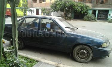 Foto venta Auto usado Daewoo Cielo BX (1998) color Azul Cielo precio u$s2,600