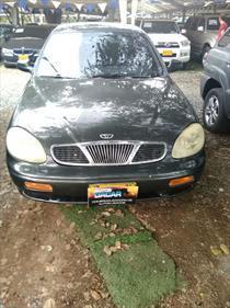Foto venta Carro usado Daewoo Leganza CDX Autom. (1999) color Gris precio $9.800.000