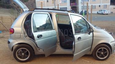 Foto venta Auto usado Daewoo Matiz Base Aire Mec 5P  (2002) color Plata precio $1.750.000