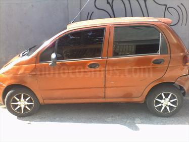 Foto venta carro Usado Daewoo Matiz S (2000) color Naranja precio BoF13.500