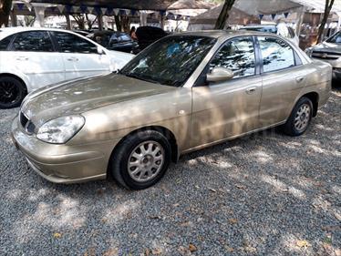 Foto venta Carro usado Daewoo Nubira MEDIANO SX-A (2001) color Gris precio $11.000.000