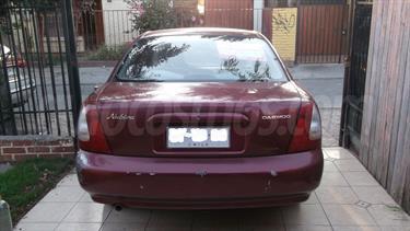 foto Daewoo Nubira Sedan Sedan 2.0 SX Aut 4P