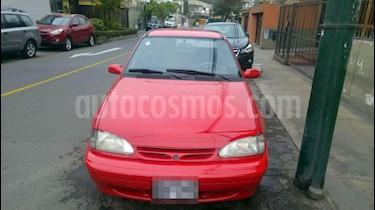 Foto venta Auto Usado Daewoo Racer Eti L4,1.5i,8v S 2 1 (1994) color Rojo precio u$s2,500