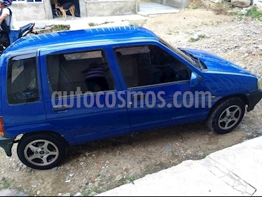 Foto venta Carro usado Daewoo Tico SE (1999) color Azul precio $7.200.000