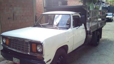 Foto venta carro usado Dodge 300 300 (1978) color Blanco precio BoF50.000