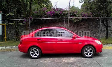 Foto venta Auto Seminuevo Dodge Attitude GL 1.4L (2006) color Rojo precio $52,500