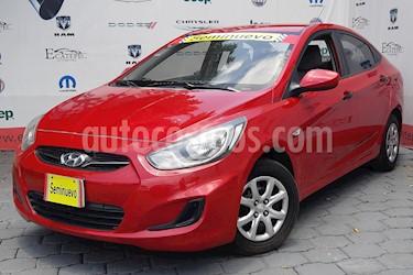 Foto venta Auto Usado Dodge Attitude GL 1.6L Aut (2014) color Rojo Veloster precio $149,000