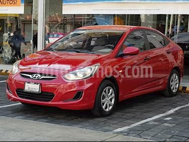 Foto venta Auto Usado Dodge Attitude GL 1.6L Aut (2012) color Rojo Veloster precio $124,000