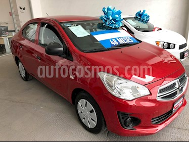 Foto venta Auto Seminuevo Dodge Attitude GL 1.6L Aut (2016) color Rojo precio $145,000