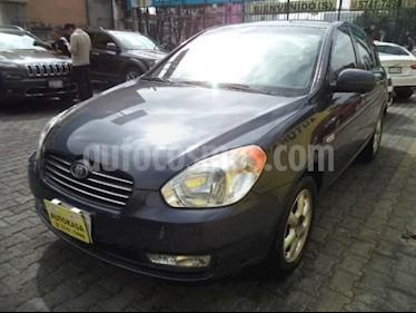 Foto venta Auto Seminuevo Dodge Attitude GLS 1.4L (2011) color Gris precio $95,000