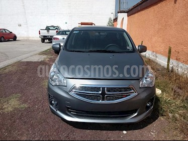 Foto venta Auto usado Dodge Attitude SE Aut (2017) color Grafito precio $150,000