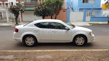 Foto venta Auto Seminuevo Dodge Avenger SE 2.4L Aut (2012) color Blanco precio $134,000