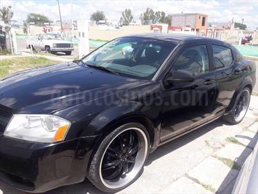 Foto venta Auto Seminuevo Dodge Avenger SE 2.4L Aut (2008) color Negro precio $104,000