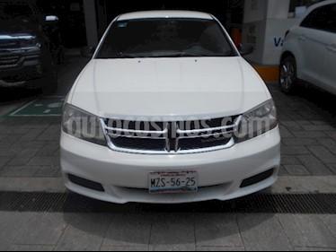Foto venta Auto usado Dodge Avenger SE 2.4L Aut  (2013) color Blanco precio $149,500