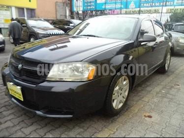 Foto venta Auto Seminuevo Dodge Avenger SE 2.4L Aut (2008) color Negro precio $75,000