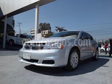 Foto venta Auto Seminuevo Dodge Avenger SE 2.4L Aut (2012) color Plata