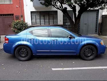 Foto venta Auto usado Dodge Avenger SE 2.4L (2008) color Azul Metalizado precio $85,000