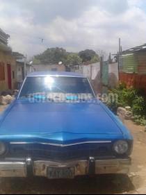 Foto venta carro usado Dodge Brisa Sinc.  (1974) color Azul precio u$s400