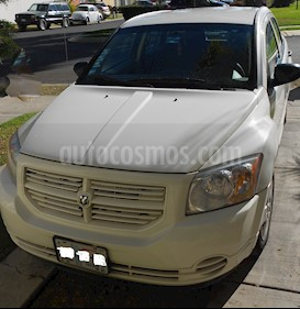 Foto venta Auto usado Dodge Caliber SE 2.0L Aut (2007) color Blanco precio $68,900