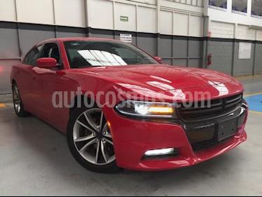 Foto venta Auto Seminuevo Dodge Charger R-T (2016) color Rojo precio $460,000