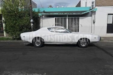 Foto venta Auto usado Dodge Charger SE (1971) color Blanco precio $195,000