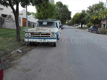 Foto venta Auto Usado Dodge D-100 - (1979) color Blanco precio $70.000