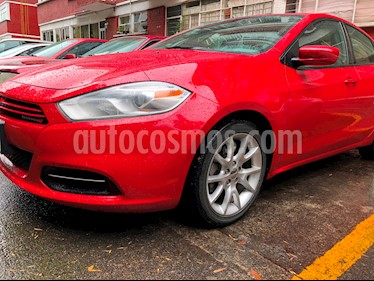 Foto venta Auto usado Dodge Dart SXT Aut (2013) color Rojo precio $140,000