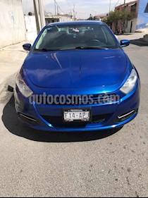 Foto venta Auto usado Dodge Dart SXT (2013) color Azul Acero precio $138,000
