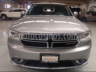 Foto venta Auto Seminuevo Dodge Durango 3.6L 4x2 V6  (2015) color Plata precio $385,000