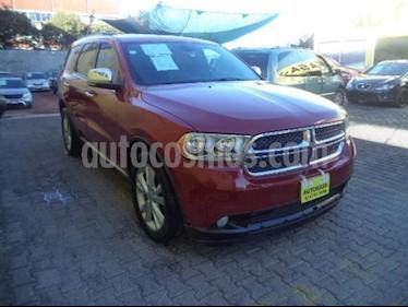 Foto venta Auto Seminuevo Dodge Durango 3.6L Crew Luxe 4x2 V6 (2012) color Rojo precio $289,000
