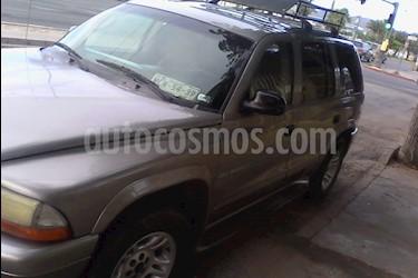 Foto venta Auto Seminuevo Dodge Durango 4.7L SLT 4x2 (2001) color Gris Plata  precio $39,000