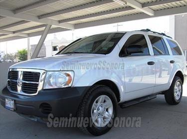 Foto venta Auto Seminuevo Dodge Durango 4.7L SXT 4x2 (2007) color Blanco precio $90,000