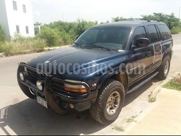 Foto venta Auto Seminuevo Dodge Durango 5.2L SLT 4x4 (2002) color Azul precio $40,000