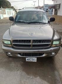 Foto venta carro Usado Dodge durango 5.7 (2002) color Plata precio u$s2.300