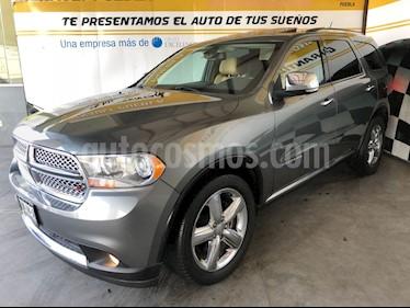 Foto venta Auto Seminuevo Dodge Durango 5.7L Citadel 4x4 V8 (2012) color Gris precio $320,000