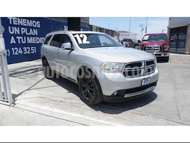 Foto venta Auto Seminuevo Dodge Durango 5.7L Crew Luxe 4x2 V8 (2012) color Blanco precio $260,000